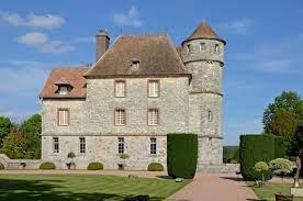 Chateau de vascoeuil circuit touristique nord location rider