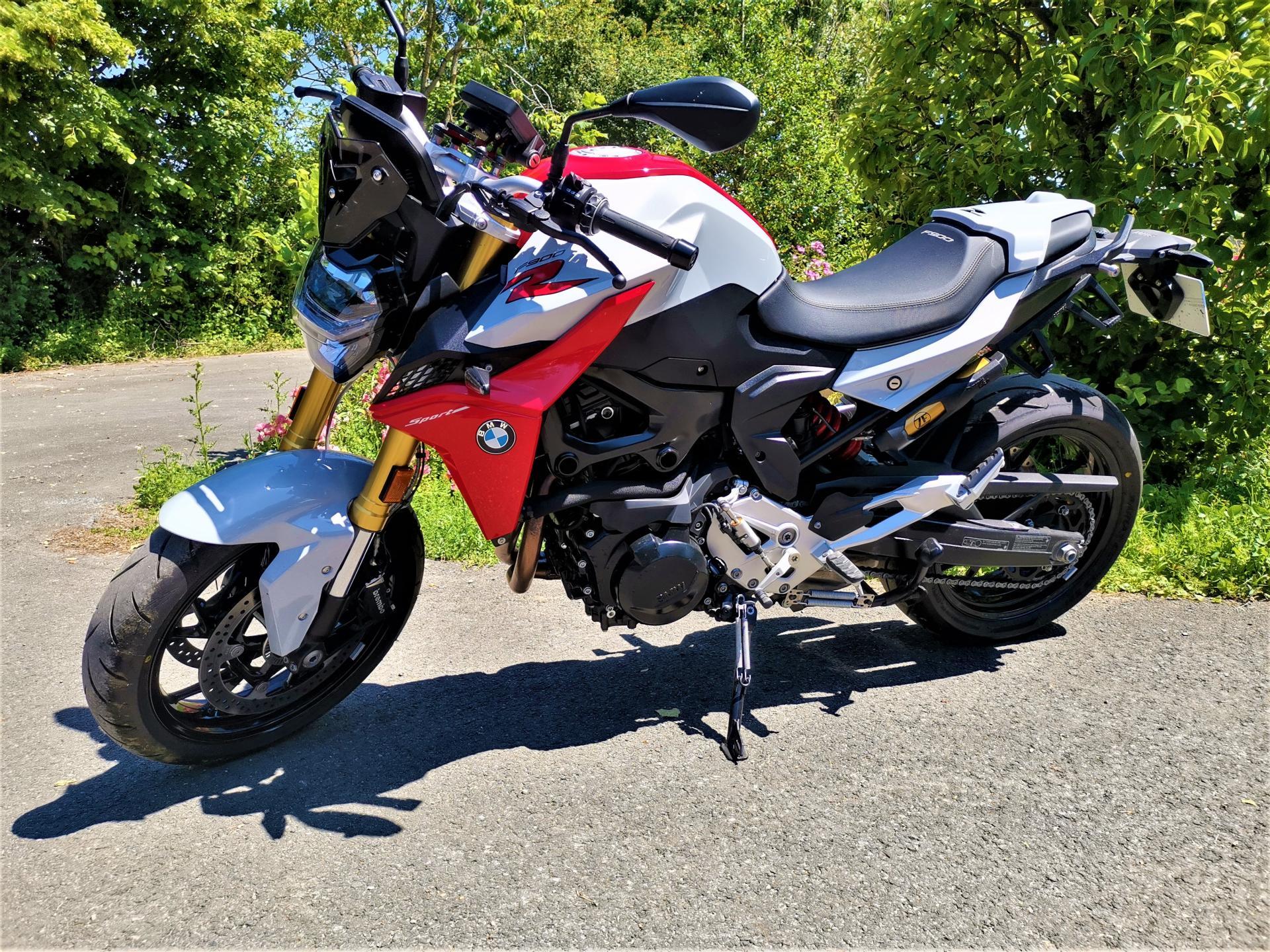 F900r louer chez nord location rider