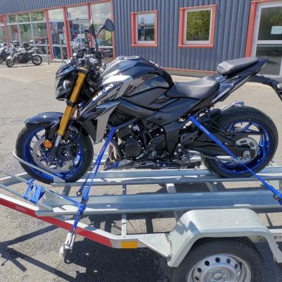Livraison gsxs 750 nord location rider