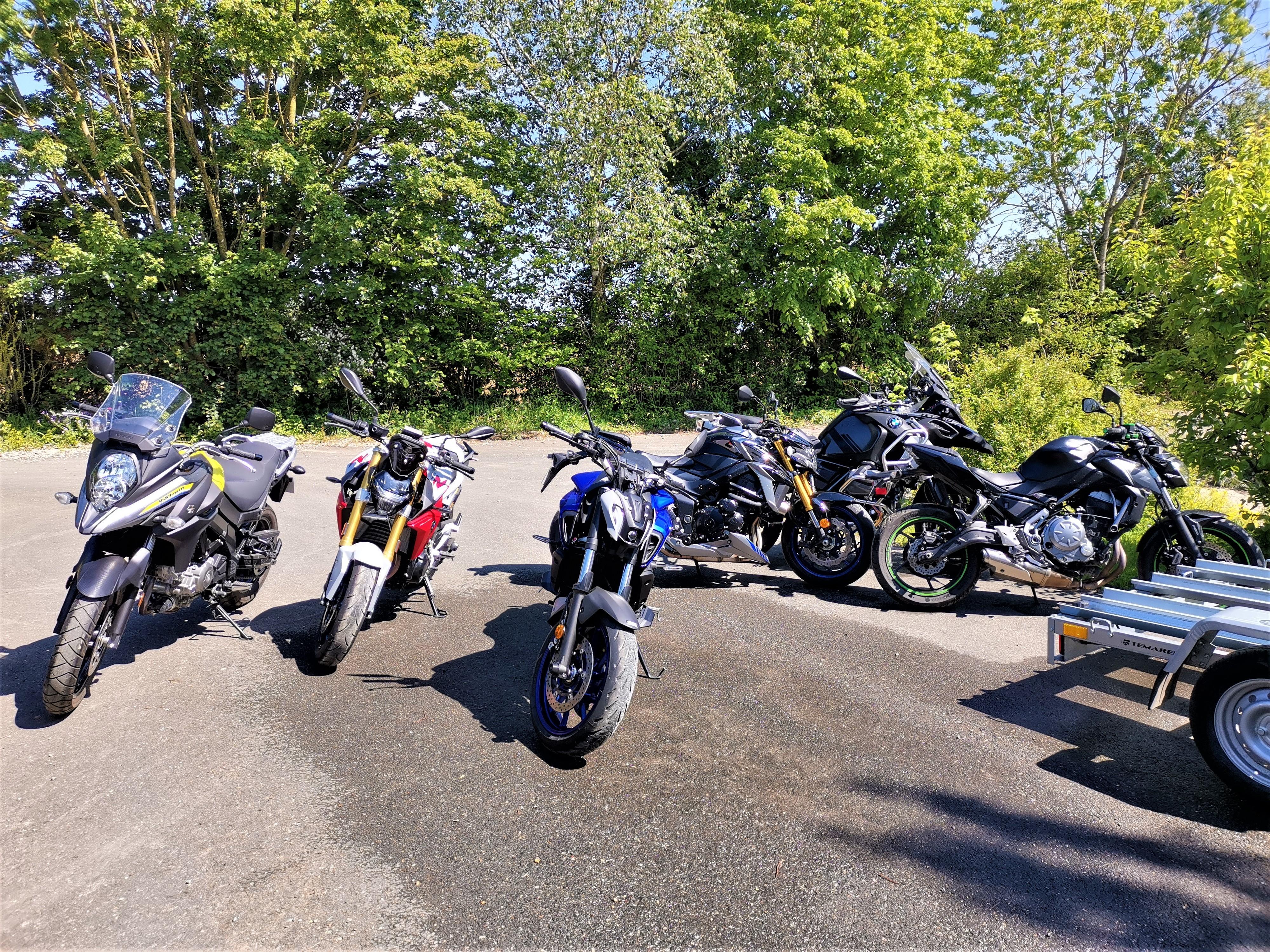 Location moto dans l oise nord location rider